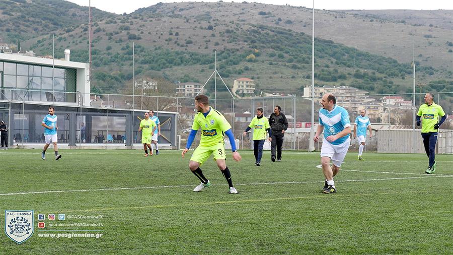 MME vs Φίλοι Πετράκη  1-5