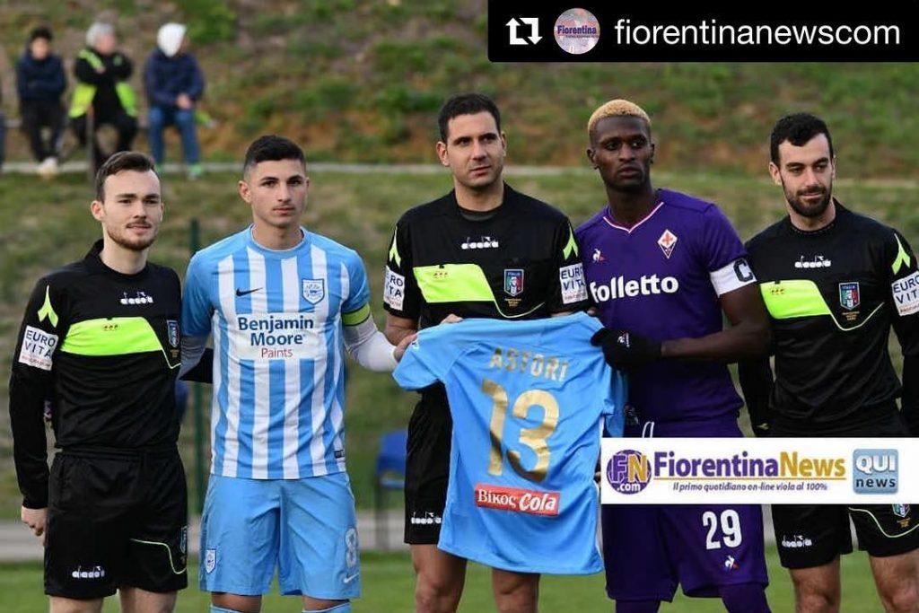 [FIORENTINA U19 – PAS GIANNINA U19] 2-2 Viareggio Cup