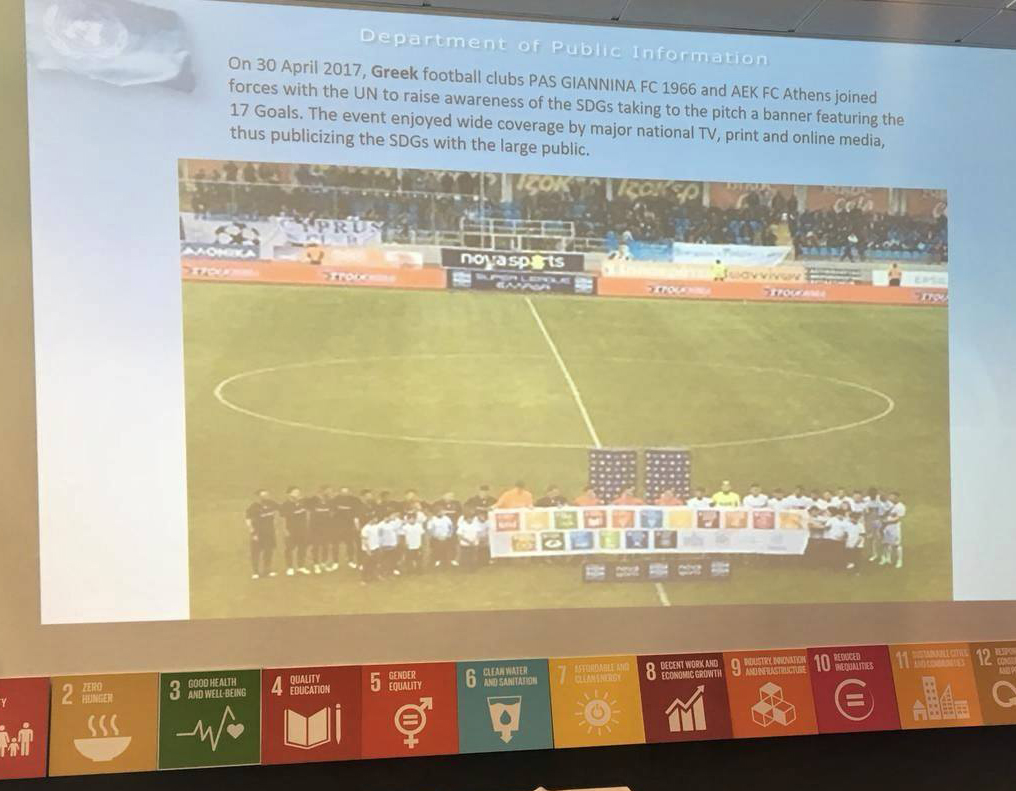 European Football for Development Network